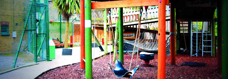 Outdoor. Playground.