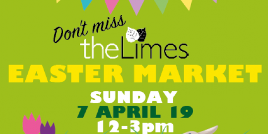 Easter market, Sunday Market, shop local