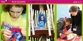Holiday Play, Play Scheme, Half Term, Activities, Children