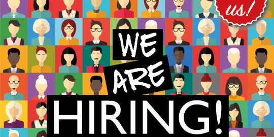 The Limes Hiring, jobs, third sector jobs