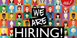 Hiring. New job. Recruitment. Local Jobs.