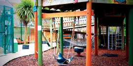 adventure playground, outdoor play, pirate play, play
