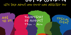 Out of Covid - special event - 26 august 2021