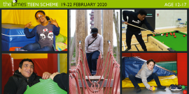 Youth Activities, Youth group, Half Term, Holiday activities