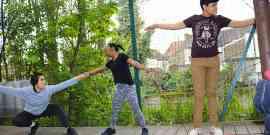 Inclusive dance, IRIS, After-school activity, E17