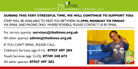 The Limes Contact Hours, Coronavirus Temporary contact numbers