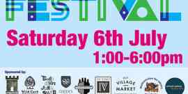Village festival, community event, e17, Walthamstow, market