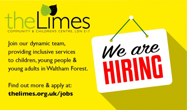 The Limes is hiring sessional workers
