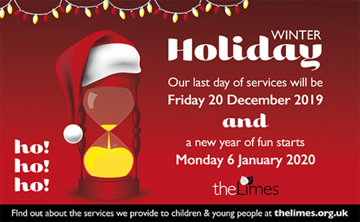 Christmas Opening, Youth, Children, Activities, Services, E17