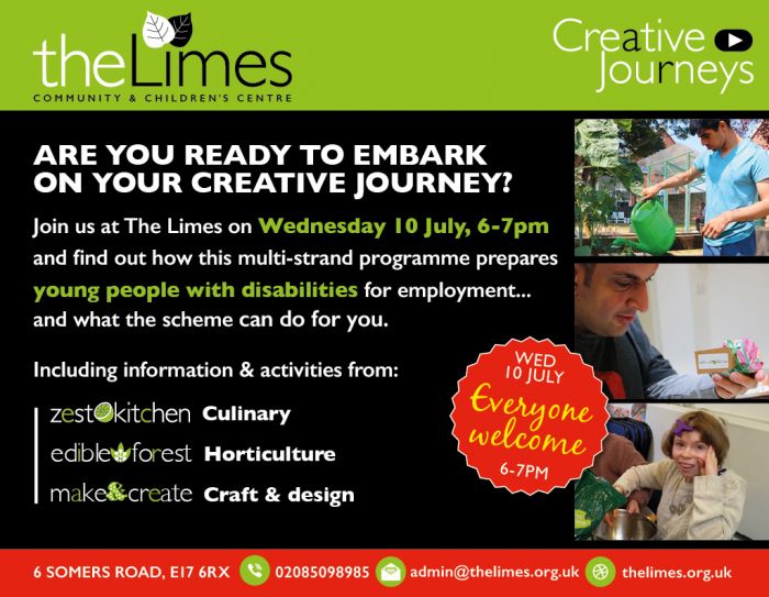 Employment scheme, life skills, disability, work opportunities