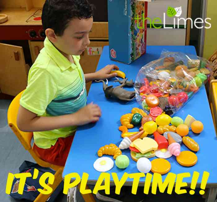 The Limes Holiday Playscheme, Autumn 2020