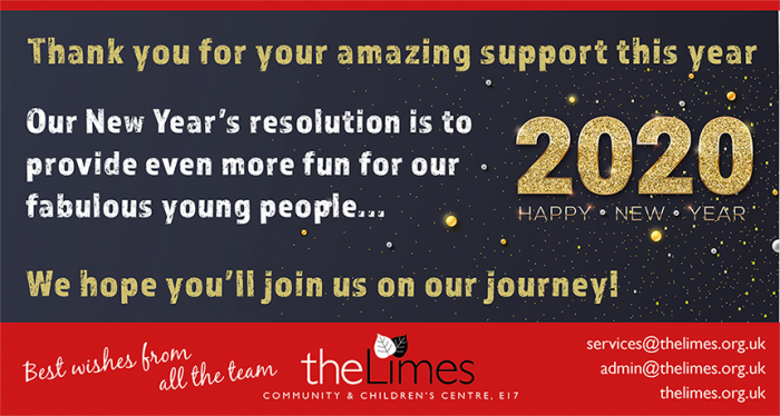 New Year, greeting, community, thanks