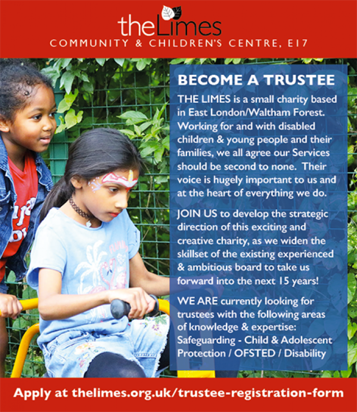 Trustee, volunteer, apply