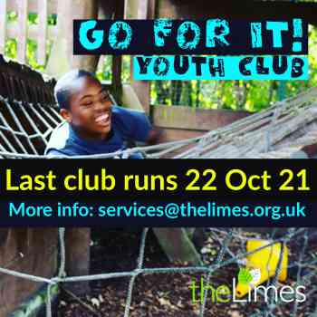 Go For It Youth Club news from The Limes